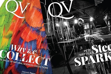 QV magazine covers